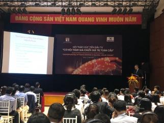 G20 Tham Gia Xúc Tiến Chuỗi GiÁ Trị Toàn Cầu Tại Hà Nội 4/2019